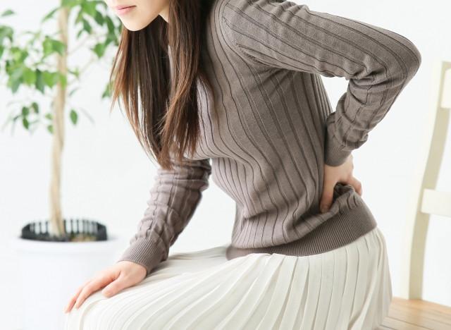 テレワーク腰痛